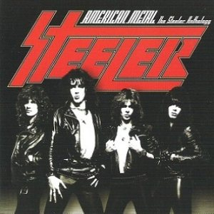 Steeler - American Metal - the Steeler Anthology cover art