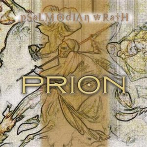 Prion - Psalmodian Wrath cover art