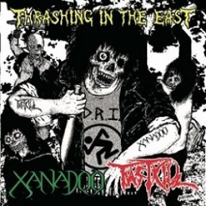 Fastkill - Thrashing in the East cover art