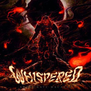 Whispered - Shogunate Macabre cover art