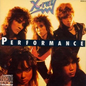 X-Ray - Performance cover art
