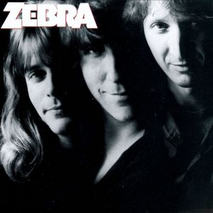 Zebra - Zebra cover art