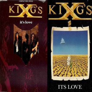 King's X - It's Love cover art