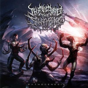 Infecting the Swarm - Pathogenesis cover art