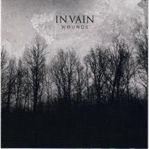 In Vain - Wounds cover art