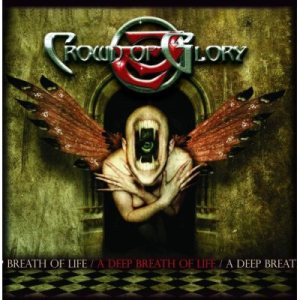 Crown of Glory - A Deep Breath of Life cover art