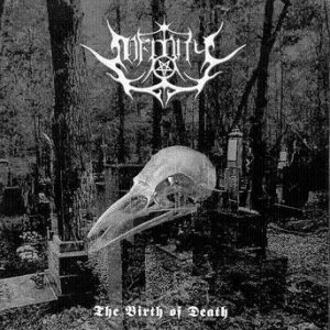 Infinity - The Birth of Death cover art