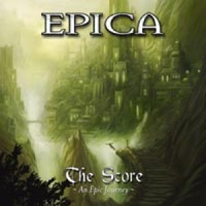 Epica - The Score - an Epic Journey cover art