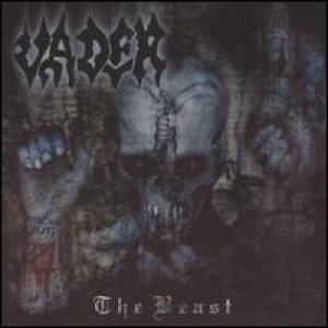 Vader - The Beast cover art