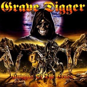 Grave Digger - Knights of the Cross cover art