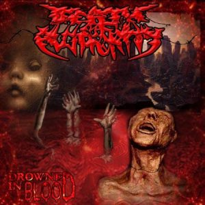 Death of Authority - Drowned in Blood cover art