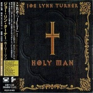 Joe Lynn Turner - Holy Man cover art