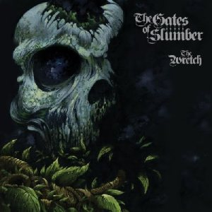 The Gates of Slumber - The Wretch cover art