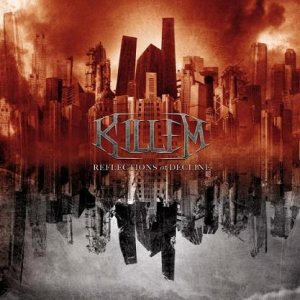 Killem - Reflections of Decline cover art