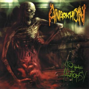 Anarkhon - Into the Autopsy cover art