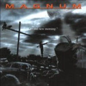 Magnum - Brand New Morning cover art