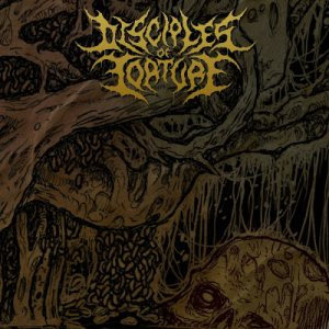 Disciples of Torture - Disciples of Torture cover art