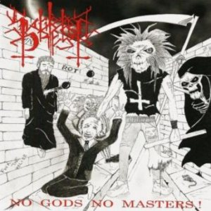 Slaughtered Priest - No Gods No Masters! cover art