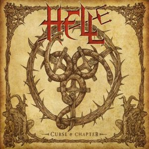 Hell - Curse and Chapter cover art