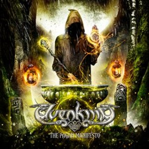 Elvenking - The Pagan Manifesto cover art