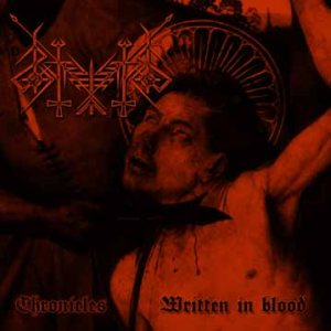 Infestis - Chronicles Written in Blood cover art