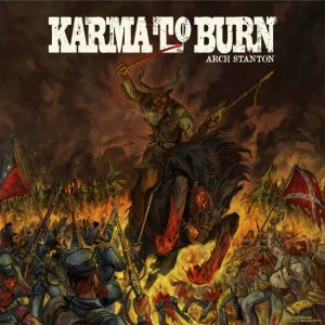 Karma To Burn - Arch Station cover art