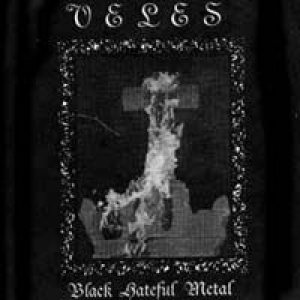 Veles - Black Hateful Metal cover art