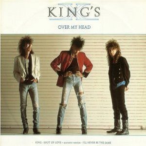 King's X - Over My Head