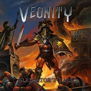Veonity - Gladiator's Tale cover art