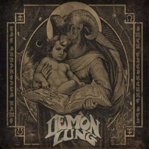 Demon Lung - The Hundredth Name cover art