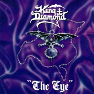 King Diamond - The Eye cover art