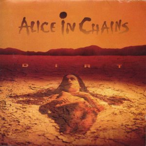 Alice In Chains - Dirt cover art