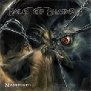 Halo Of Shadows - Manifesto cover art