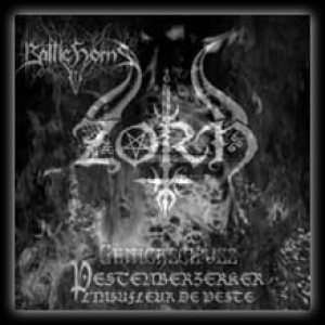 Zorn - Zorn / Battlehorns cover art