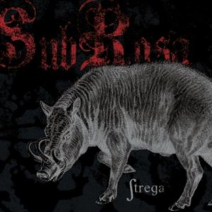 SubRosa - Strega cover art