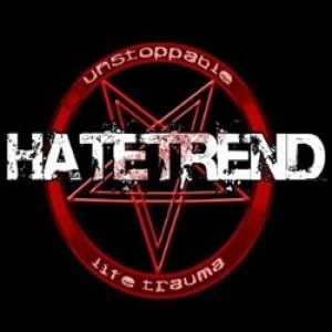 Hatetrend - Unstoppable Life Trauma cover art
