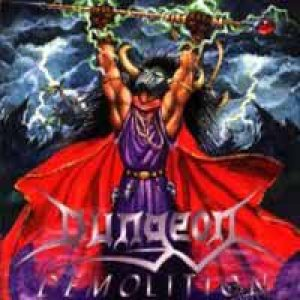 Dungeon - Demolition cover art