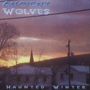 Ancient Wolves - Haunted Winter cover art