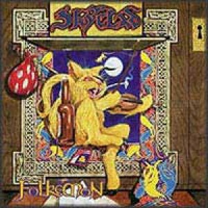 Skyclad - Folkemon cover art