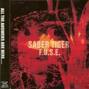 Saber Tiger - F.u.s.e. cover art
