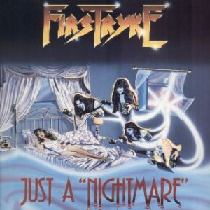 Firstryke - Just a Nightmare cover art
