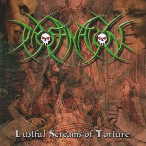 Profanation - Lustful Screams of Torture cover art