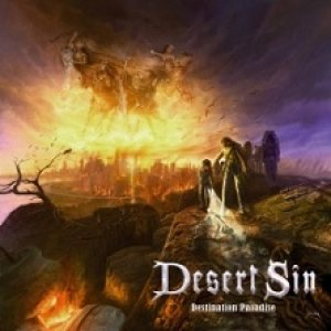 Desert Sin - Destination Paradise cover art