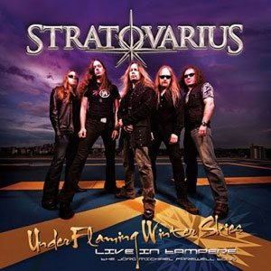 Stratovarius - Under Flaming Winter Skies – Live in Tampere