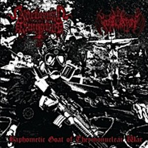 Nocturnal Damnation / Nihil Domination - Baphometic Goat of Thermonuclear War