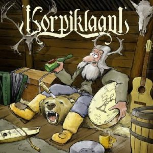 Korpiklaani - Vodka cover art