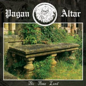 Pagan Altar - The Time Lord cover art