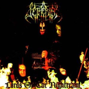Setherial - Lords of the Nightrealm cover art