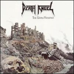 Death Angel - The Ultra-Violence cover art
