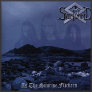Svartahrid - As the Sunrise Flickers cover art